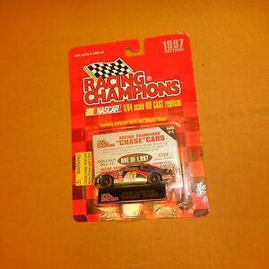 Racing Champions Nascar CHASE CAR  #40 Robby Gordon Sabco 1997 1/64 #1526/1997