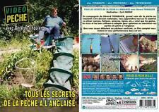 Tous les secrets de la pêche à l'anglaise avec Gérard Trinquier - Pêche au coup