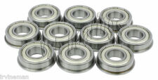 10 Flange Bearing 3x8x3 Shielded VXB Ball Bearings