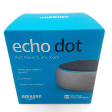 Amazon Echo Dot 3rd Generation Bundle Smart Plug - Heather Gray