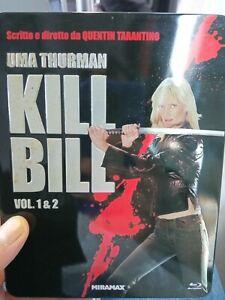 Kill Bill Volume 1/2 SteelBook   Blu-Ray raro fuori catalogo
