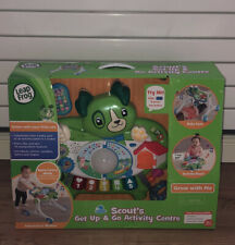 LeapFrog Get Up And Go Activity Centre Brand New
