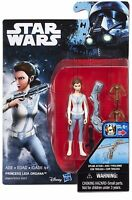 Star Wars: REBELS Princess Leia Organa Hasbro 3.75 Inch Action Figure NEW