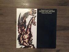 "Depeche Mode – Shake The Disease 12"" RARE THIN SPINE!! UK Mute – 12 BONG 8"