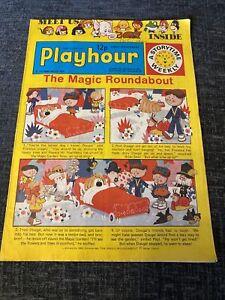 Playhour Comic - 28th October 1978