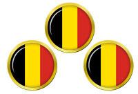 Belgique Belgique België Marqueurs de Balles de Golf