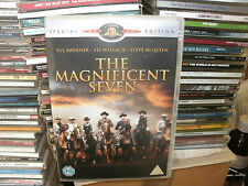 The Magnificent Seven (DVD, 2001) SPECIAL EDITION