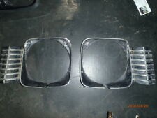 1969 1970 1971 1972 Chevy Nova Headlight bezels - OEM