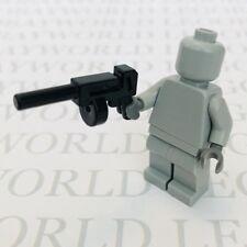 1 x Batman de Lego Tommy Gun Negro Ejército Soldado armas máquina de ciudad