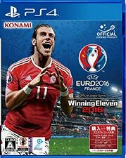 kb09 NEW PS4 UEFA EURO 2016 Winning Eleven 2016 JAPAN