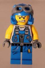LEGO: MINIFIG: Power Miner - Rex, Goggles
