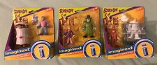IMAGINEXT SCOOBY-DOO VELMA SNOW GHOST DAPHINE MR. HYDE FUNLAND ROBOT SETS NIB