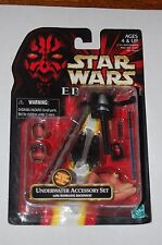 Underwater Accessory Set-Star Wars The Phantom Menace-MOC-Jar Jar Binks