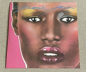 """As NEW & SEALED Grace Jones I Need A Man Vinyl 12"""" Record 2015 RSD Special Issue"""