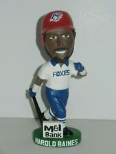Harold Baines Bobblehead Appleton Foxes Wisconsin Timber Rattlers