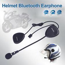 V1-2A Motorcycle Intercom Interphone Bluetooth Dual-channel BT3.0 Helmet Headset