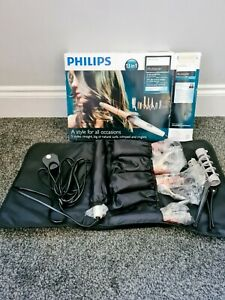 Philips Multistyler - 5 Style; straight, big or natural curls, crimped