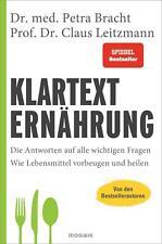 Klartext Ernährung Petra Bracht (u. a.) Buch Deutsch 2020