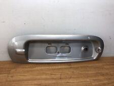 01 02 03 04 Hyundai Santa Fe LX Rear Tail Gate Trunk Tail Finish License Plate
