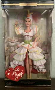 NEW IN BOX I Love Lucy Episode 3 Be A Pal Timeless Treasures Doll Barbie Lucille