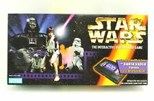 Star Wars Interactive VHS Video Board Game Parker Bros 1996