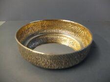 Runde Schale, 800er Silber, Italien, Milano, Art Deco 30er Jahre