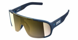 POC ASPIRE Sunglasses -NEW- Premium POC Clarity Shield Lens + Custom Hard Case
