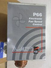 NEW  P66AAB-39C. P66 Series Johnson Electronic Fan Speed Control high pressure