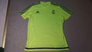 Real Madrid Adidas Adizero Jersey Kit Shirt XL