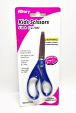 Allary #2111 Kids Scissors, 5 Inch (Blue)