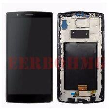 De Bonne Qualité ecran pour LG G4 H815 H810 noir + cadre + retina + lcd display