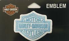 Harley Davidson Xs Kids Boys Bar & Shield Patch Emblem Motorcycle Vest EM302011Y