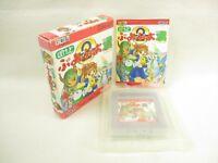 POCKET PUYO PUYO 2  Two Item ref/bdd Game Boy Nintendo Japan Boxed Game gb