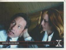 """The X-Files Season 10 """"Founders Mutation"""" DOUBLE-SIDED Promo Trading Card No.5"""