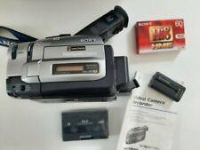 SONY Video Hi8 XR CCD-TRV95E Hi8, silber/schwarz gebraucht