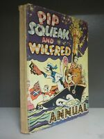 Pip Squeak And Wilfred Annual - VERY RARE (ID:586)