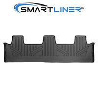 SMARTLINER Floor Mats 3rd Row Liner 2018-2020 Expedition/Navigator 2nd Row Bench