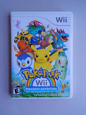 PokePark Wii: Pikachu's Adventure Game Complete! Nintendo Wii