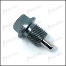 Anthracite - Honda B-Series - B18A / B18A1 / B18A2 / B18C4 - Magnetic Sump Plug