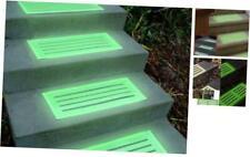 Glow in The Dark Indoor/Outdoor Stair Treads - Set of 4