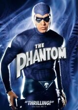 The Phantom [New DVD] Ac-3/Dolby Digital, Dolby, Dubbed, Subtitled, Widescreen