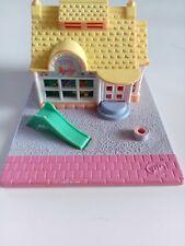 Polly Pocket Vintage Bluebird Magasin de jouets 1993   Pollyville