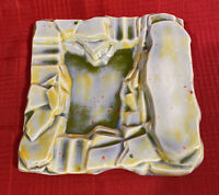 Vintage Retro Ceramic Ashtray MCM Mid-Century Modern Holland Mold