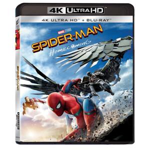 SPIDER-MAN Homecoming (4K UHD+Blu-ray)