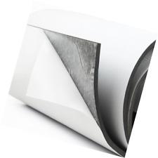 AUSPA Neoprene Sponge Foam Rubber Sheet & Pad with Adhesive 12 in x 1/4 in x ...
