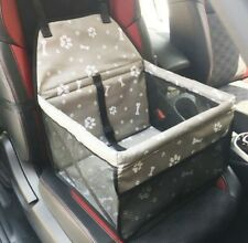 Travel Dog Car Carrier Seat Cover Folding Hammock Pet Carriers Bag Carrying