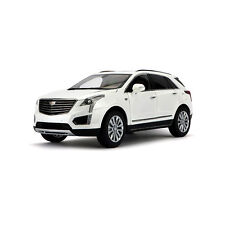 ORIGINAL MODEL,1:18 Cadillac XT5 2016, instead of SRX,WHITE