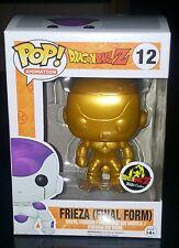 Dragon Ball Z Final Form Frieza Pop Vinyl Figure Funko GOLD Rare