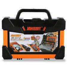 JM-8152 44 en 1 Destornillador Kits De Herramientas Hogar Herramientas de Reparación Kit de reparación de móviles Set