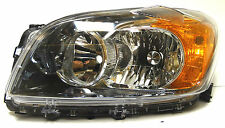 Toyota Rav 4 Mk II 2008-2012 Delantera Izqdo. Faro Luces para USA Modelos Negro